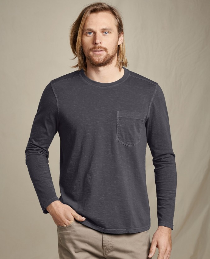 Toad & Co-Primo Long-Sleeve Crew - Men's