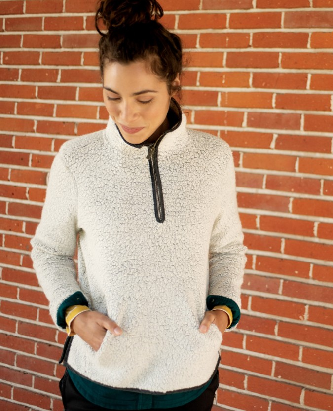 Toad & Co-Telluride Sherpa Pullover - Women's