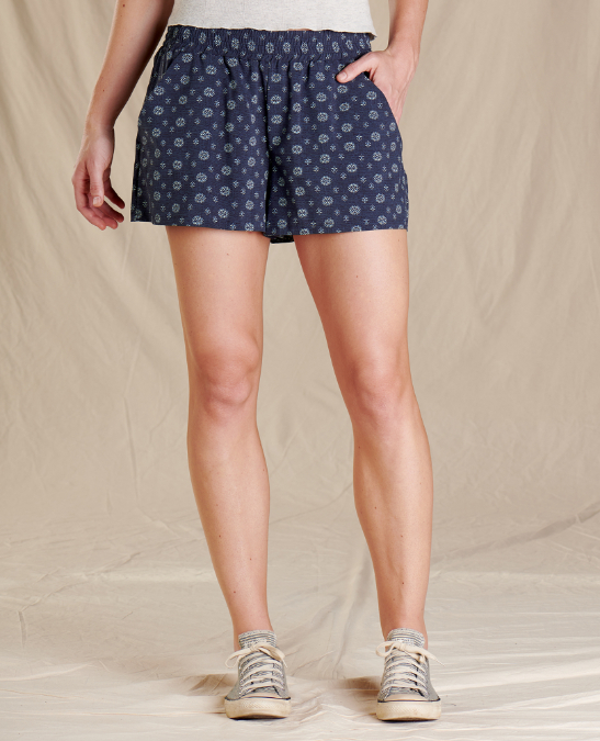 Toad & Co-Sunkissed Pull-On Short - Women's