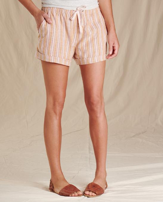 Toad & Co-Taj Hemp Short - Women's