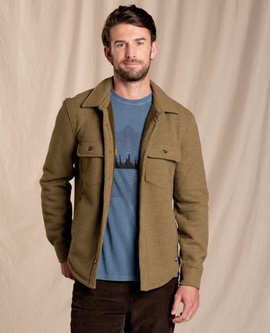 Toad & Co-Flatlander Shirt Jacket - Men's