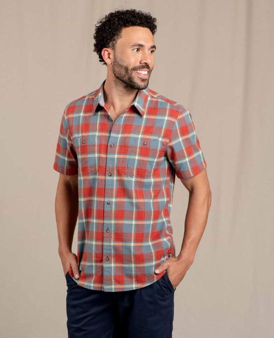 Toad & Co-Smythy Short-Sleeve Shirt - Men's