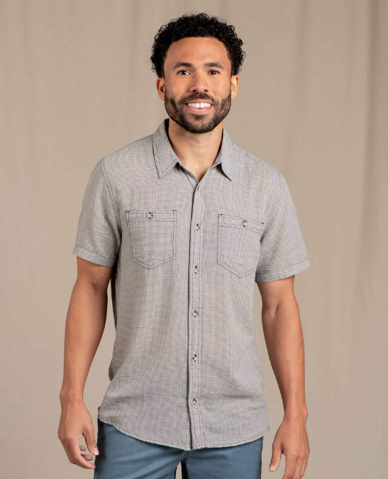 Toad & Co-Honcho Short-Sleeve Shirt - Men's