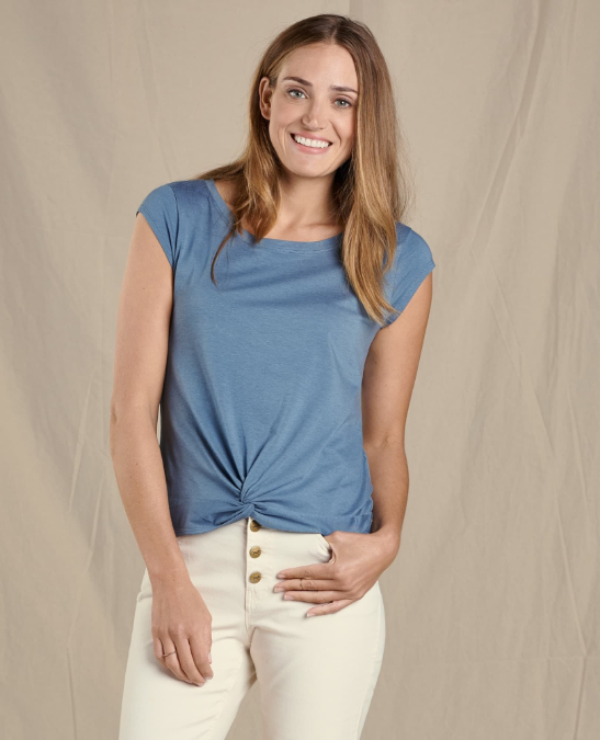 Toad & Co-Anza Short-Sleeve Shirt - Women's
