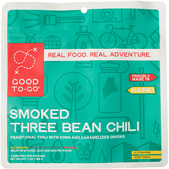 Good to Go-Smoked Three Bean Chilli (Double Serving)