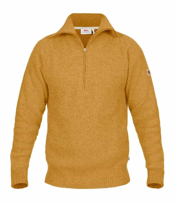 Fjällräven-Greenland Re-Wool Sweater - Men's