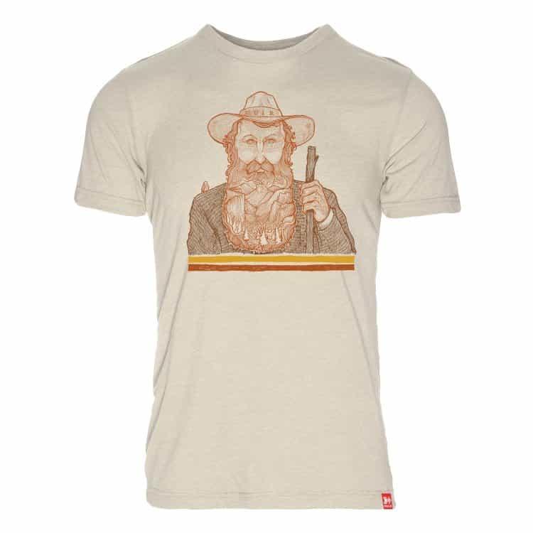 Meridian Line-Valley Muir T-Shirt - Men's