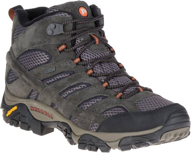 Merrell-Moab 2 Mid Waterproof - Men's