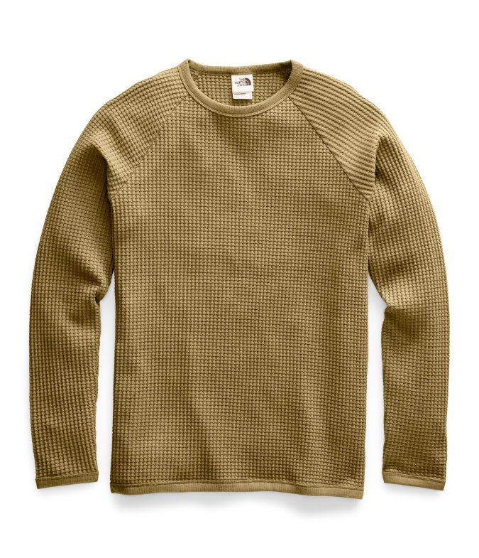 The North Face-Long-Sleeve Chabot Crew - Men's