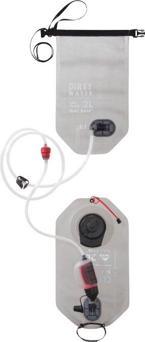 MSR-Trail Base Water Filter 2L