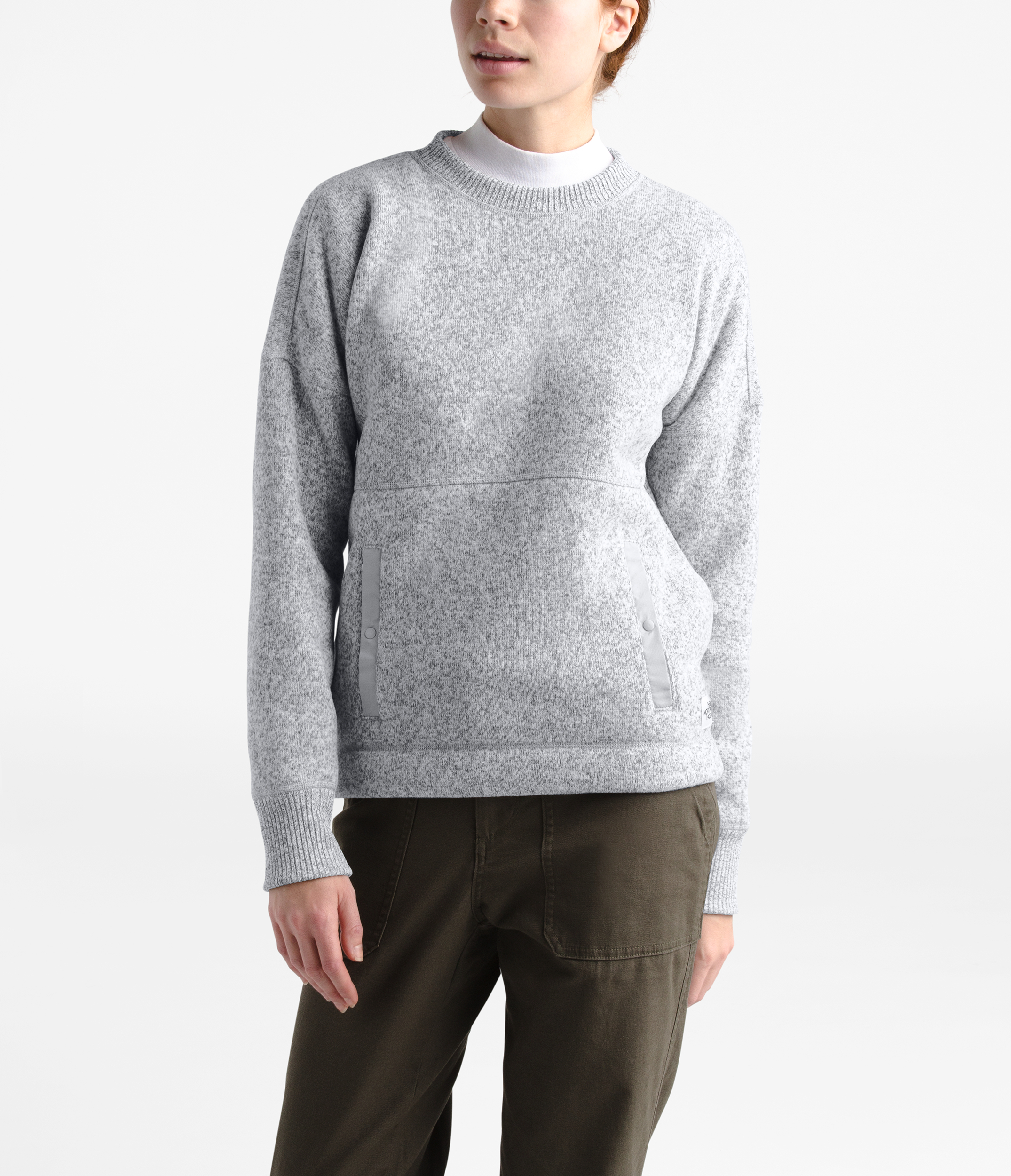 The North Face-Crescent Sweater - Women's