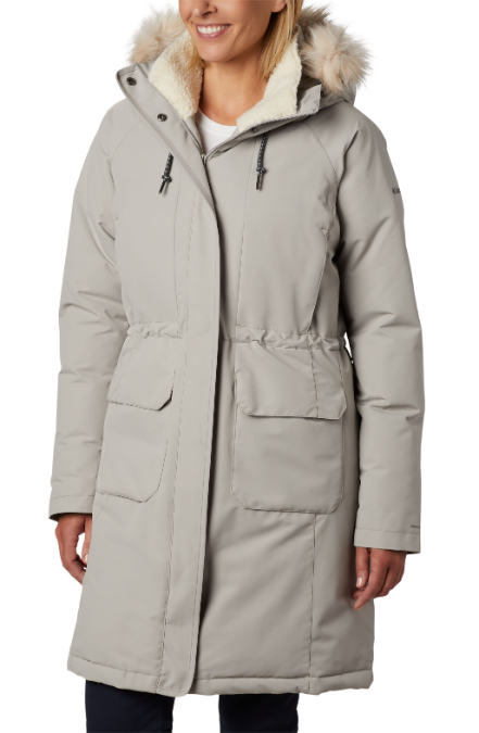 Columbia-South Canyon Down Parka - Women's