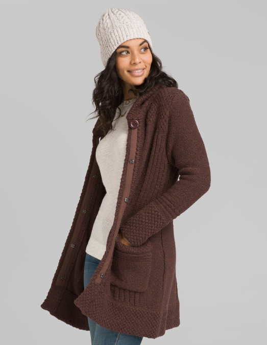 prAna-Elsin Sweater Coat - Women's