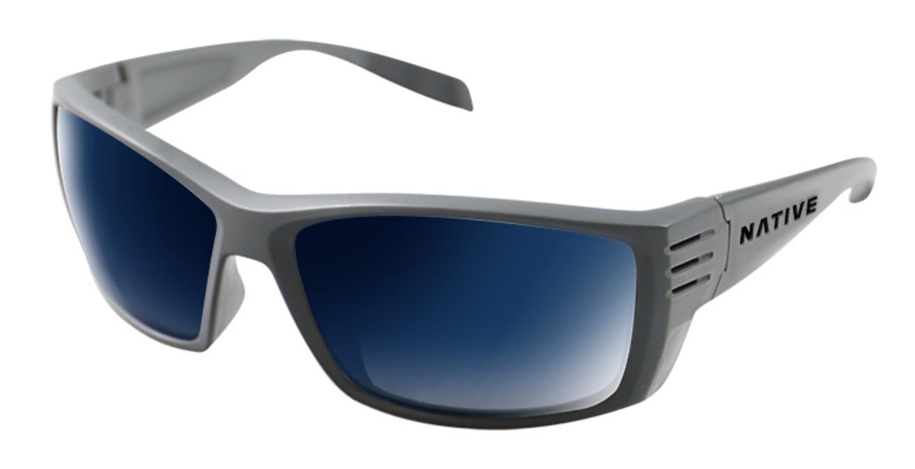 Native-Raghorn Sunglasses with Reflex Lens