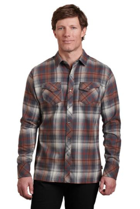 Kühl-Lowdown Flannel - Men's