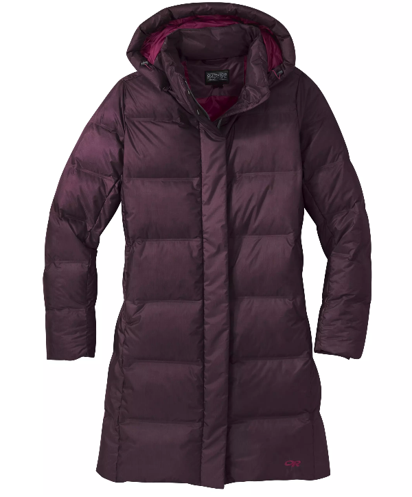 Outdoor Research-Extension Down Parka - Women's