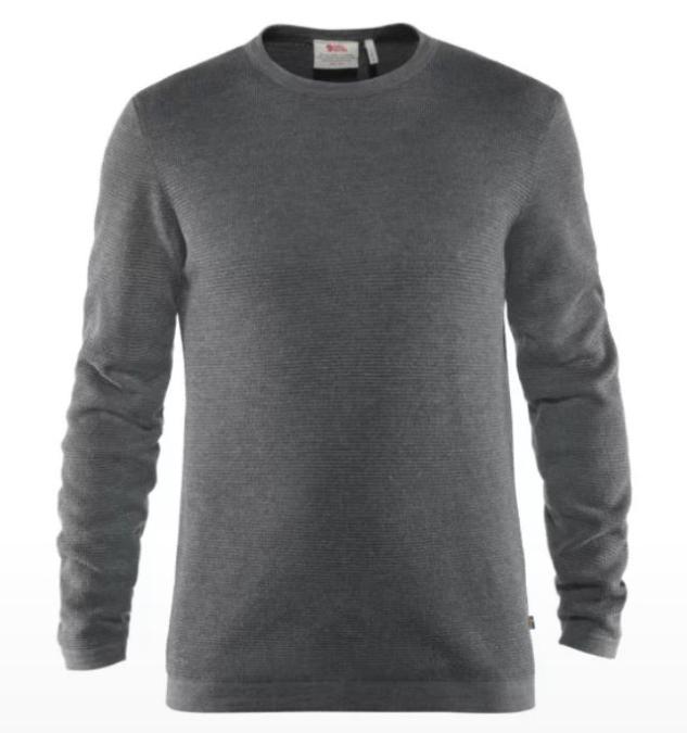 Fjällräven-High Coast Merino Sweater - Men's