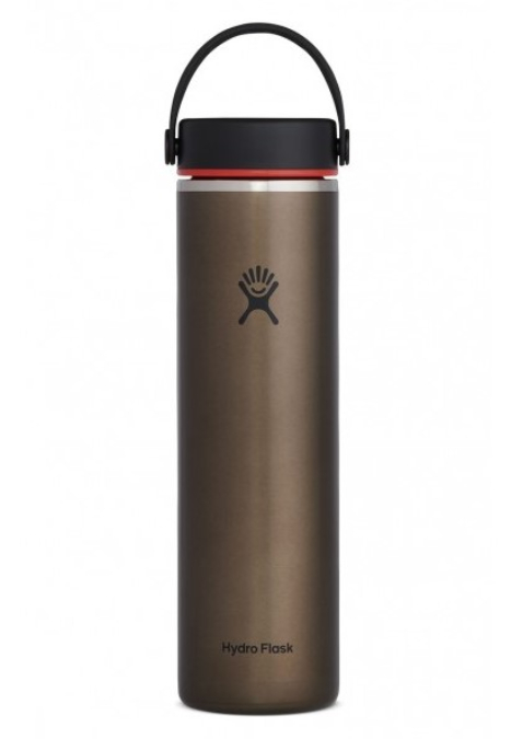 Hydro Flask-24 oz Wide Mouth Trail Lightweight with Flex Cap