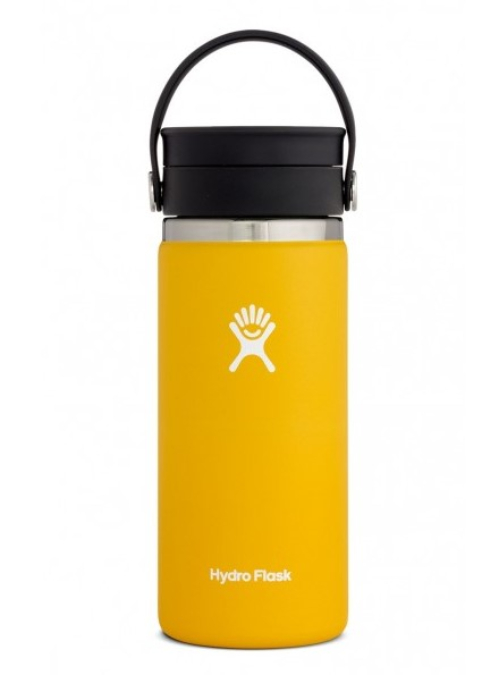 Hydro Flask-16 oz Wide Mouth with Flex Sip Lid