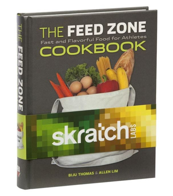 Skratch Labs-The Feed Zone Cookbook