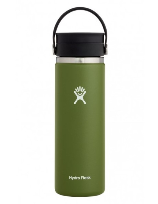 Hydro Flask-20 oz Wide Mouth w/ Flex Sip Lid