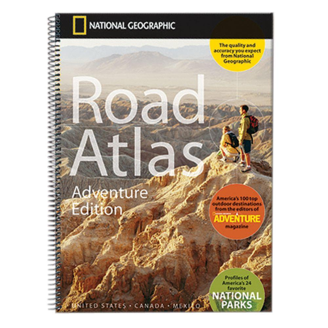 -Road Atlas: Adventure Edition