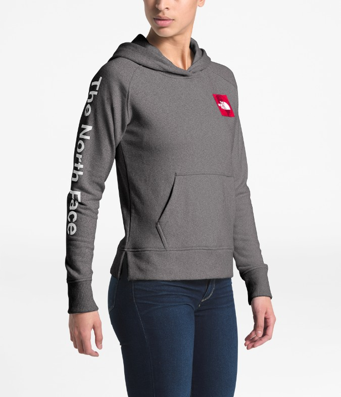 The North Face-Recycled Materials PO Hoody -W
