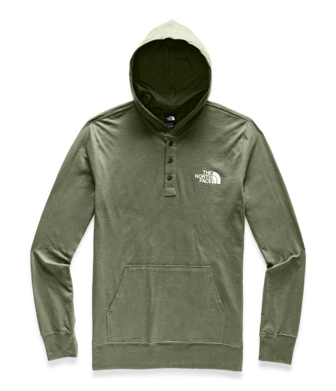 The North Face-Henley New Injected Pullover Hoody - Men's