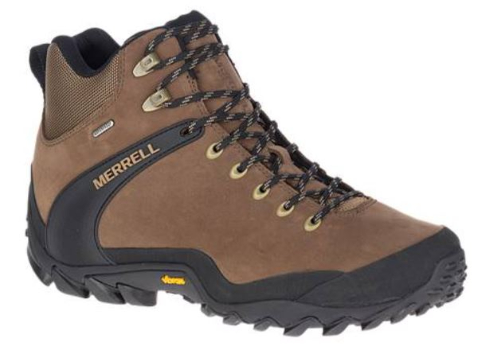 Merrell-Chameleon 8 Leather Mid Waterproof - Men's