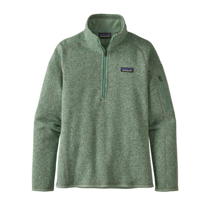 Patagonia-Better Sweater 1/4 Zip - Women's
