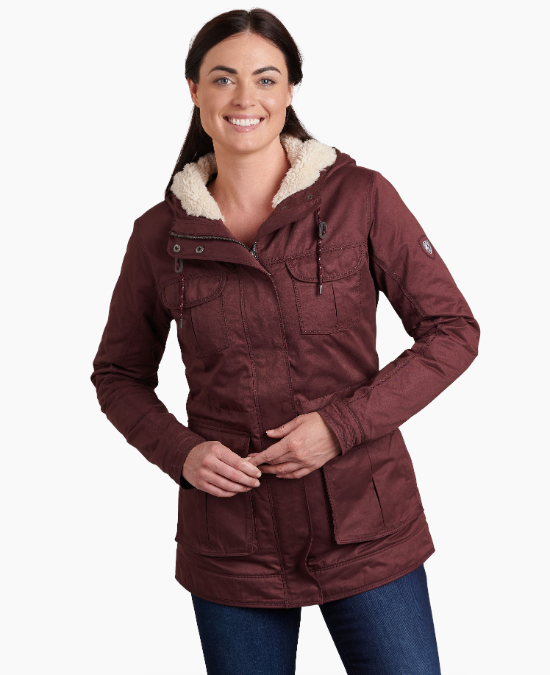 Kühl-Fleece Lined Luna Jacket - Women's