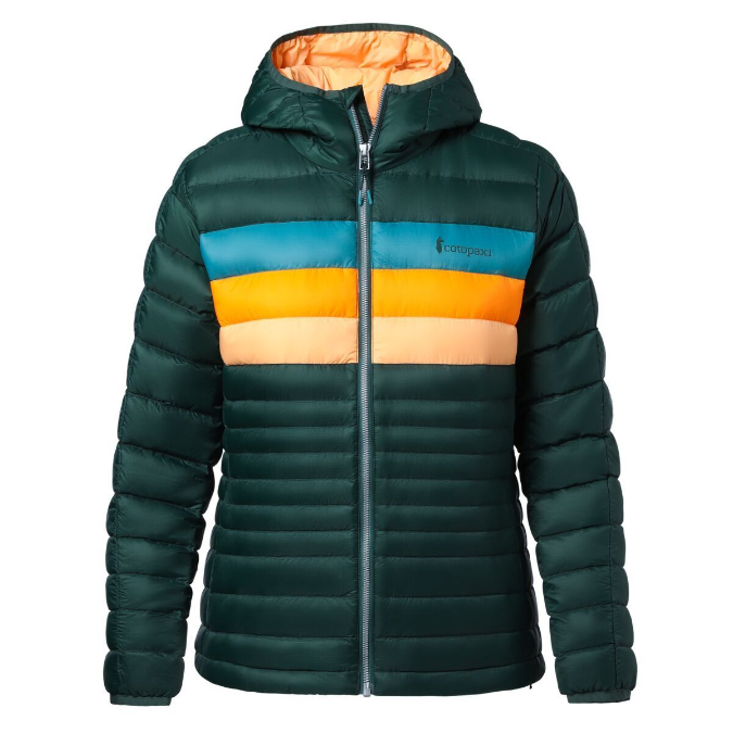 Cotopaxi-Fuego Down Hooded Jacket - Women's