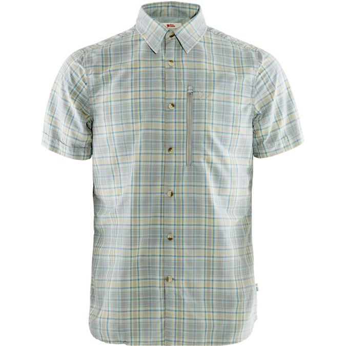 Fjällräven-Abisko Hike Shirt Short-Sleeve - Men's