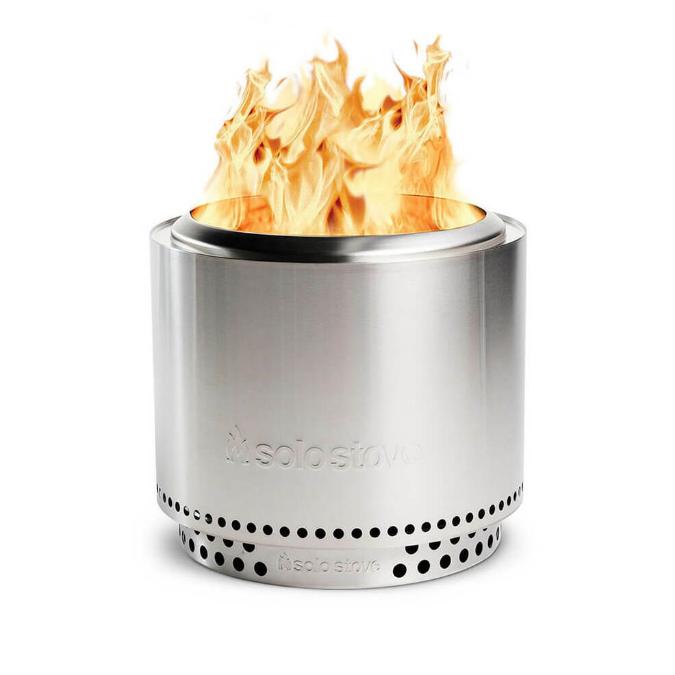 -Bonfire + Stand