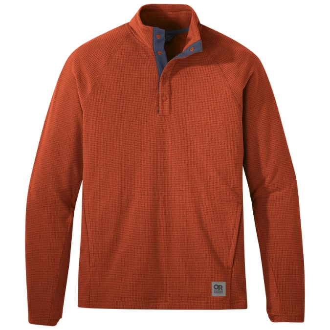 Outdoor Research-Trail Mix Snap Pullover - Men's