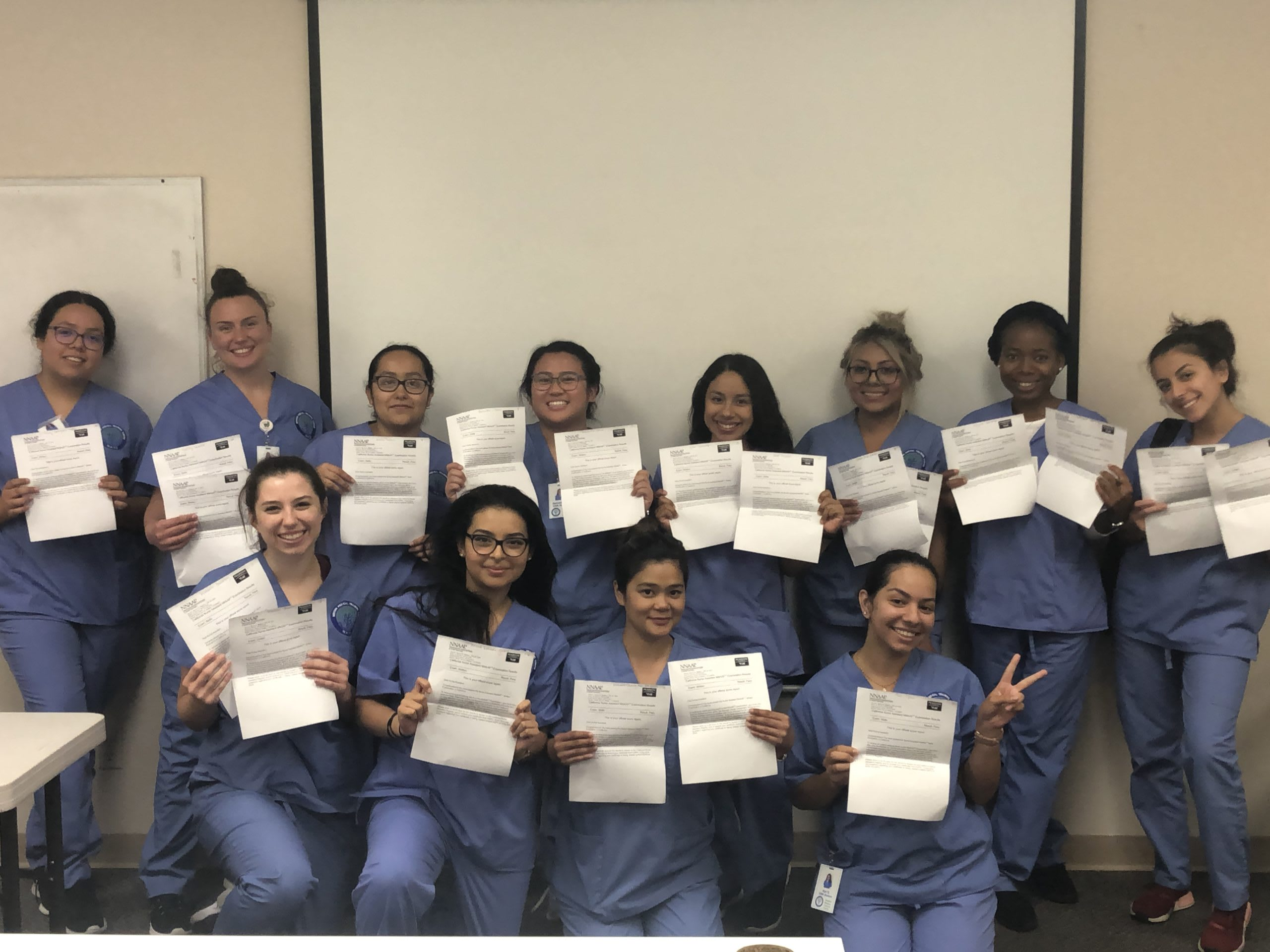 100% passing rate state exam CNA weekday #93
