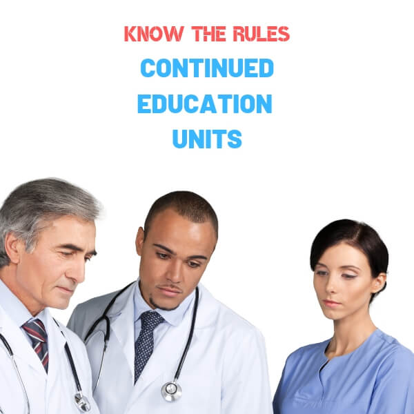 What Are CEU's And Why Do You Need Them 17
