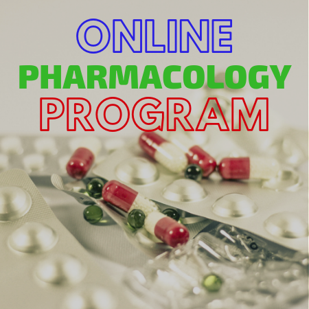 Online Pharmacology Program