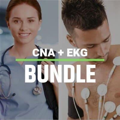 CNA EKG Bundle