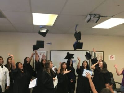 CNA Weeday #65 Graduation