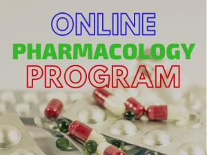 Online Pharmacology Program