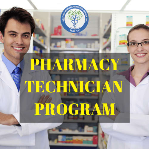Pharmacy Technician Program 1