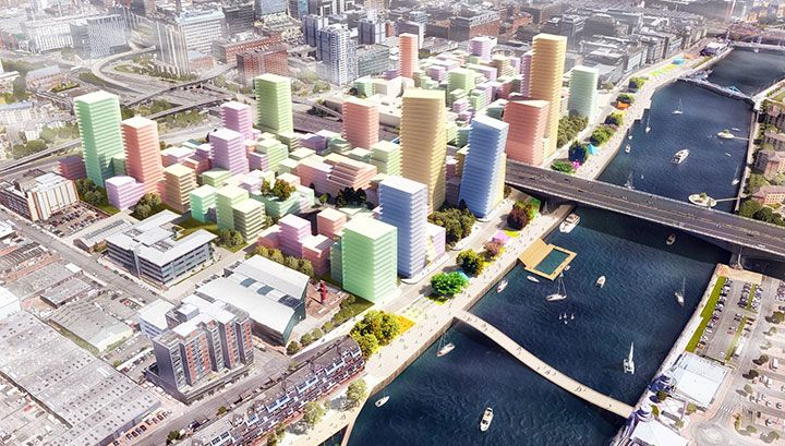 DISTRICT REGENERATION FRAMEWORK UPDATES