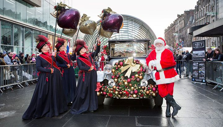 2017'S STYLE MILE CHRISTMAS CARNIVAL