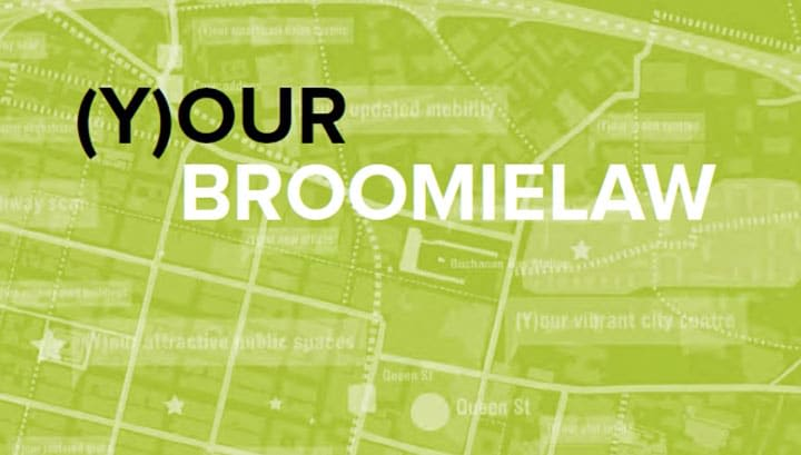 BROOMIELAW DISTRICT REGENERATION FRAMEWORK: PUBLIC CONSULTATION