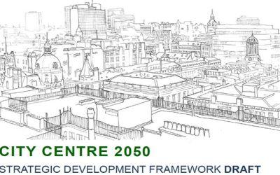CITY CENTRE STRATEGIC DEVELOPMENT FRAMEWORK 2050
