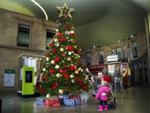 Autism Friendly Christmas at the Riverside Museum, Glasgow