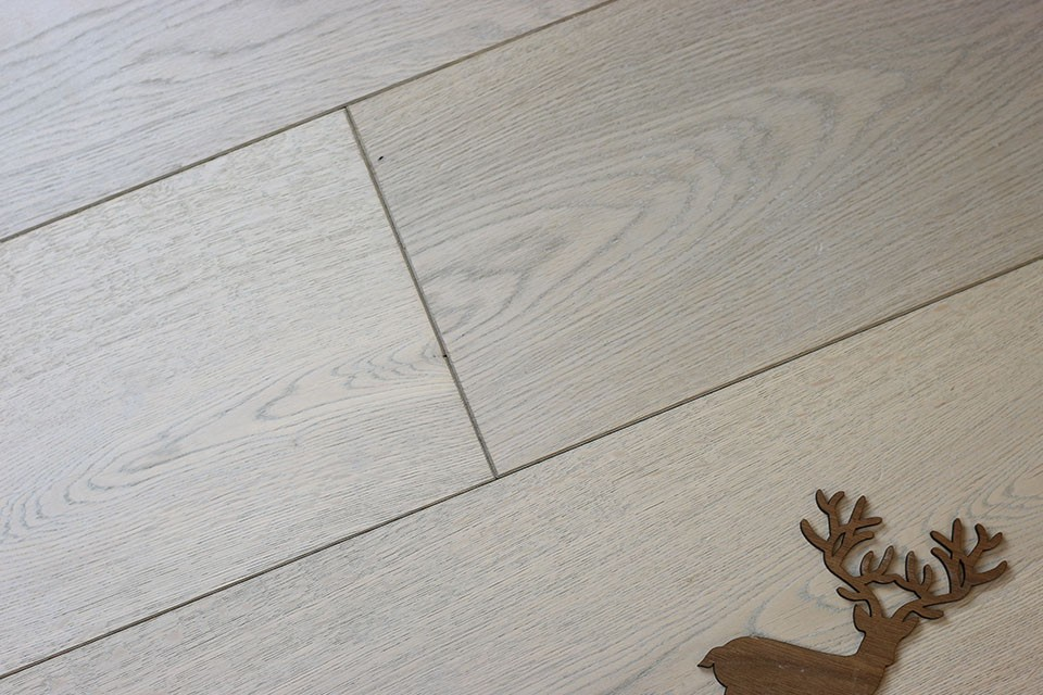 Natural Engineered Oak Uk Grey Uv Oiled 14