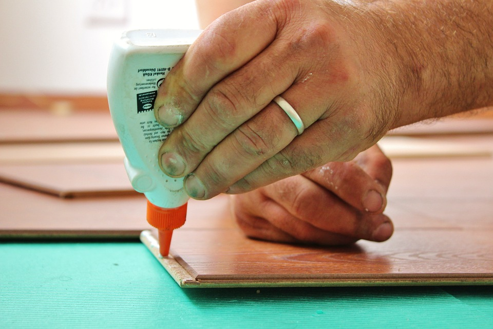 Removing Glue Stains From Wood Flooring Wood And Beyond Blog