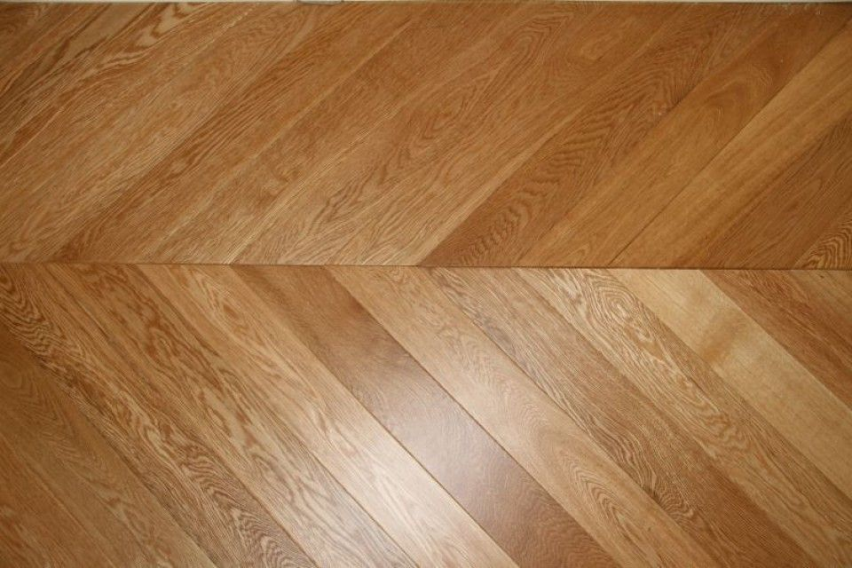 When To Choose Chevron Over Herringbone Flooring Wood And Beyond Blog